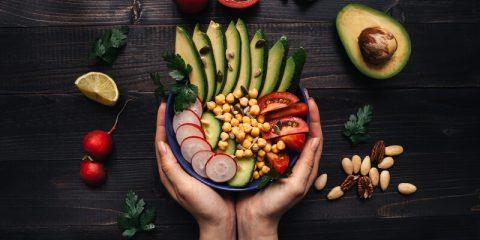 vegetarier worden