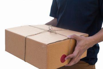 pakketten versturen